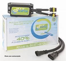 Kit E85 Bioethanol Boitier Superethanol E85 Kit De