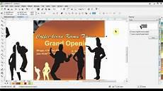 Coreldraw Merubah Objek Bitmap Menjadi Gambar Vektor Part