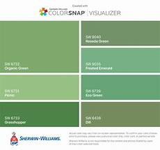 i found these colors with colorsnap 174 visualizer for iphone by sherwin williams organic green