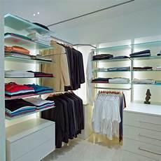 Begehbarer Kleiderschrank Comfort L 51 Anbauelement