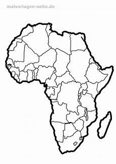 Ausmalbilder Tiere Nordamerika Landkarte Afrika Kostenlose Ausmalbilder