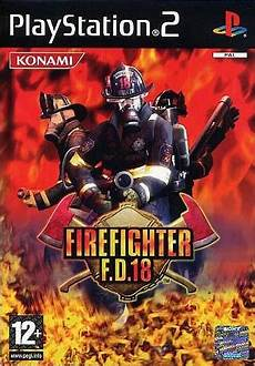 Firefighter Ps2 Argusjeux Fr Argus Jeux Vid 233 O D
