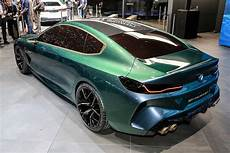 Stunning Bmw Concept M8 Gran Coupe Makes Its Debuts In Geneva