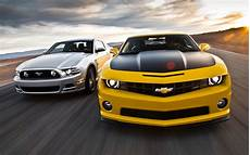 Mustang Vs Camaro - ford mustang vs chevrolet camaro 161 disputa titanica taringa