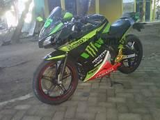 Jok Vixion Modif by Sentral Modifikasi Jawa Timur New Vixion Modif R25
