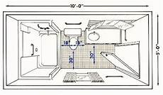 Bathroom Ideas Drawing by Bathroom Floor Plans With Dimensions Bathroom