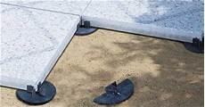 platten stelzlager plattenlager terrassenplatten