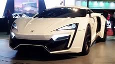 W Motors Lykan Hypersport Design