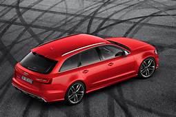 2014 Audi RS 6 Avant Revealed