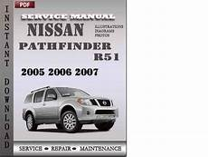 chilton car manuals free download 2007 nissan pathfinder seat position control nissan pathfinder r51 2005 2006 2007 factory service repair manual