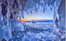 beautiful ice formations that prove winter is the most