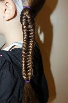 Fishtail Braided Hairstyles