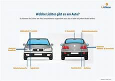 Welche Lichter Gibt Es Am Auto Wann Musst Du Sie