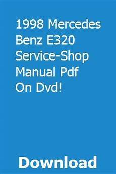 online car repair manuals free 1997 mercedes benz e class head up display 1998 mercedes benz e320 service shop manual pdf on dvd mercedes benz mercedes benz service benz