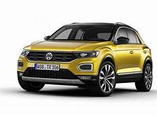 Volkswagen T Roc Debut Reveals A More Traditional Crossover