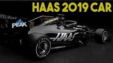 haas f1 2019 haas f1 2019 car launch