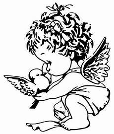 Malvorlagen Kleine Engel Pin Barbara Bruckner Auf Zeichnungen Engel