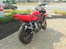Buy 2001 Honda CBR 600 F4 HONDA CBR600F4I RED Standard On