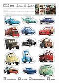 Free Download Cars Cupcakes Sticks Lighting McQueen