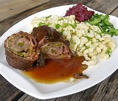 Typisch Deutsche Gerichte - a typical german meal kitchen frau