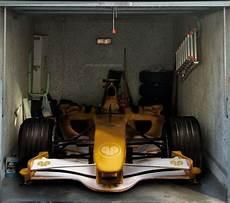 Fahrzeug Garage by Fotoplane F 252 R Garagentor Rennwagen Garage Mural
