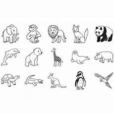 Zootiere Malvorlagen Gratis Ausmalbilder Zootiere Kostenlos