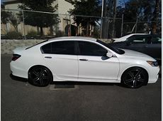 2017 Honda Accord Sport Special Edition waiting to be