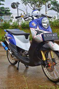 Fino Modifikasi by Yamaha Fino Modifikasi Thailand Thecitycyclist
