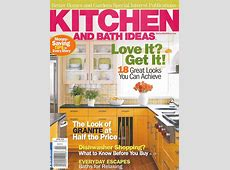 Bob's Blog: Better Homes and Gardens: Kitchen and Bath Ideas