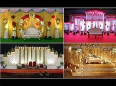 decoration photo indian wedding reception stage decoration wedding stage
