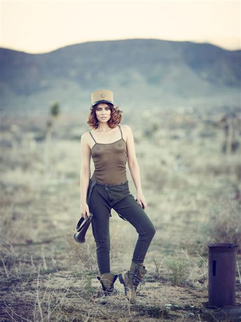 Lauren Cohan Ass