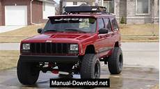 free download parts manuals 1997 jeep cherokee parental controls jeep cherokee xj 1997 2001 service repair manual download instant manual download