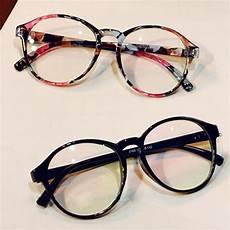 Brillengestelle Damen 2017 - vintage klarglas brille 2017 damen mode ochelari dama