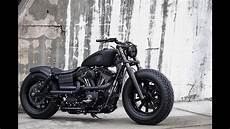 Harley Bob - custom harley davidson bob by crafts