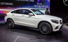 2017 Mercedes Benz GLC Class Coupe Photos And Info – News