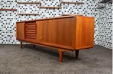 enfilade vintage occasion enfilade scandinave en teck vintage 1960 vamo designvintageavenue