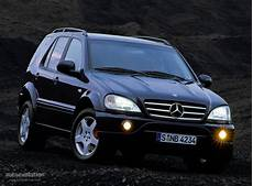 Mercedes Ml 55 Amg W163 Specs Photos 1999 2000