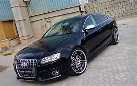 Audi A6 2010 Drives Tuning Black HD Wallpaper