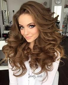 Voluminous Hairstyles