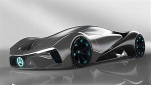 Mercedes Benz C111 Future VIsion 2025 Concept  YouTube