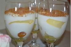 Birnen Quark Dessert Mit Amarettinikruste Rezept Mit Bild