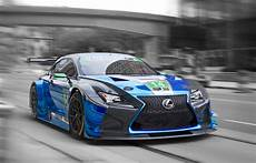 Lexus Shifts Rc F Gt3 Focus To 2017 With Two Car Program