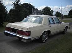 old car manuals online 1984 mercury grand marquis auto manual 1984 mercury grand marquis for sale classiccars com cc 1029696