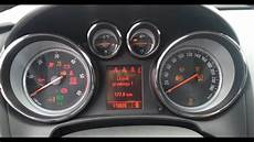 opel astra j engine start uruchomienie silnika