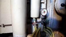 gastherme wasser auffüllen diy therme mit wasser nachf 252 llen ganz einfach selber
