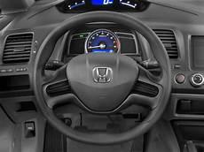 image 2008 honda civic sedan 4 door man dx steering wheel