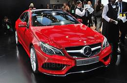 NAIAS 2013 Mercedes Benz Debuts New Hybrid Version Of