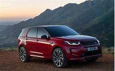 2020 land rover discovery sport improved with cool new