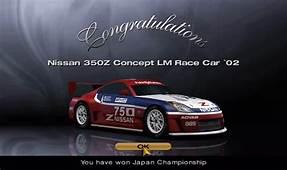 Nissan 350Z Concept LM Race Car  Gran Turismo Wiki