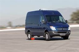 2013 Mercedes Benz Sprinter 2500 Track Test On Edmundscom